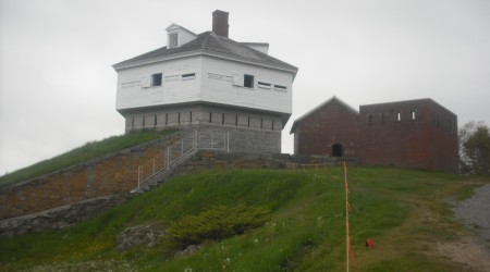 The Blockhouse at Fort McClary