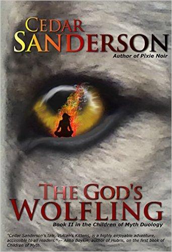 gods wolfling