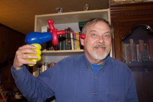 Balloon Ray gun