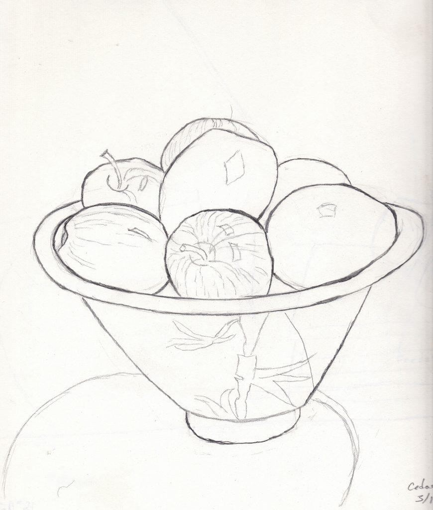 pencil drawings-6