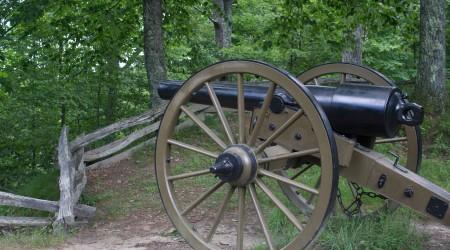 Fort Lyons cannon, Civil War era in the Cumberland Gap