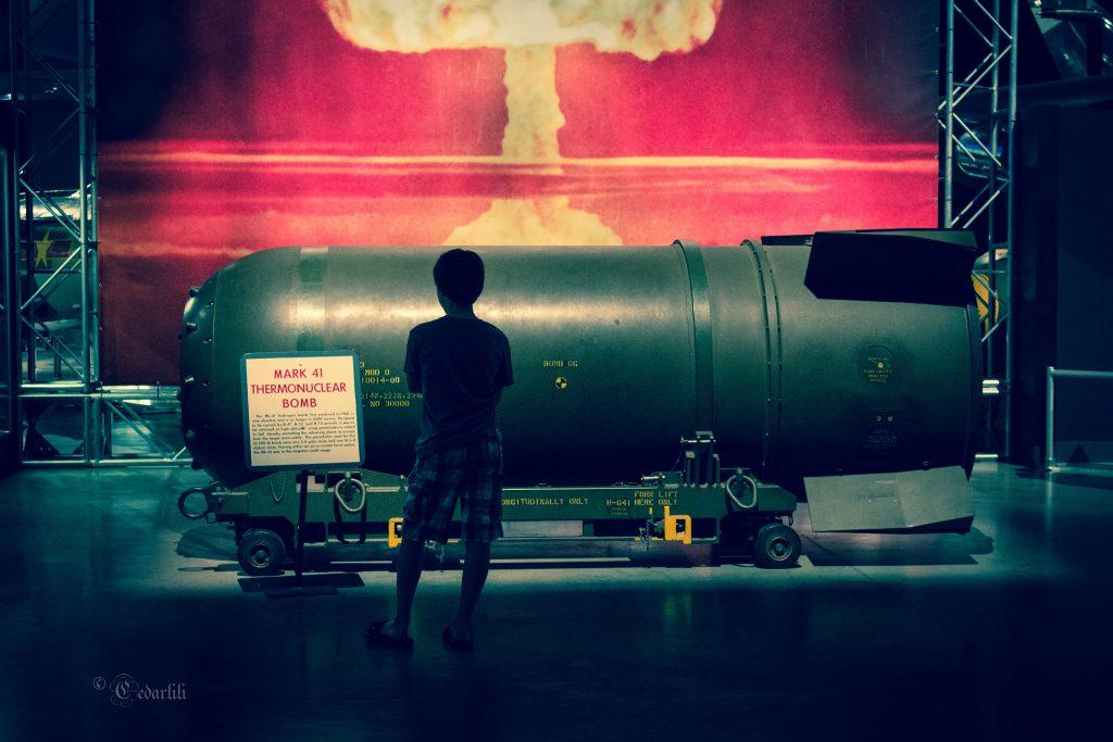 Thermonucluear bomb