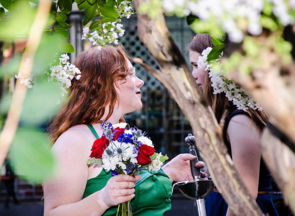 Sanderson-Begley Wedding