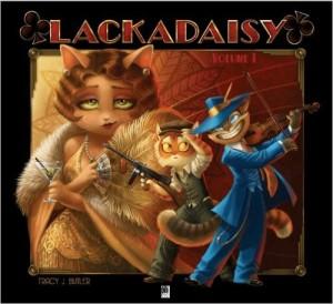 Lackadaisy book