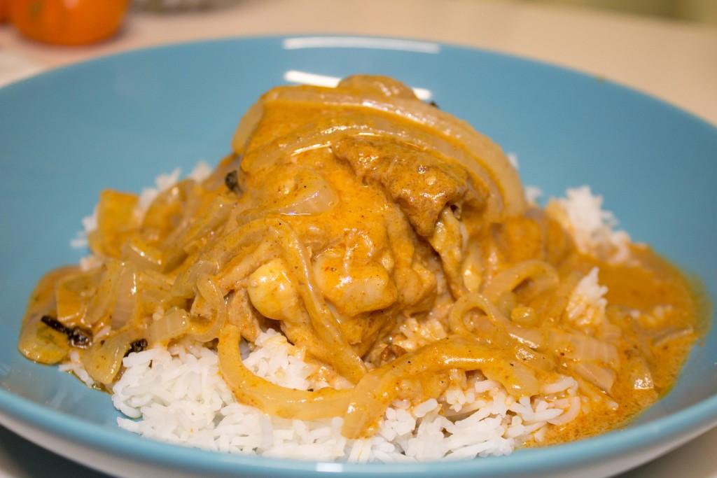 Chicken Korma-7