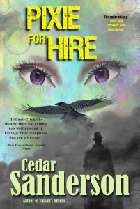 Pixie for Hire Cover final