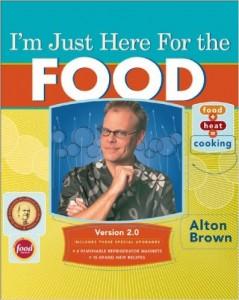 alton brown book