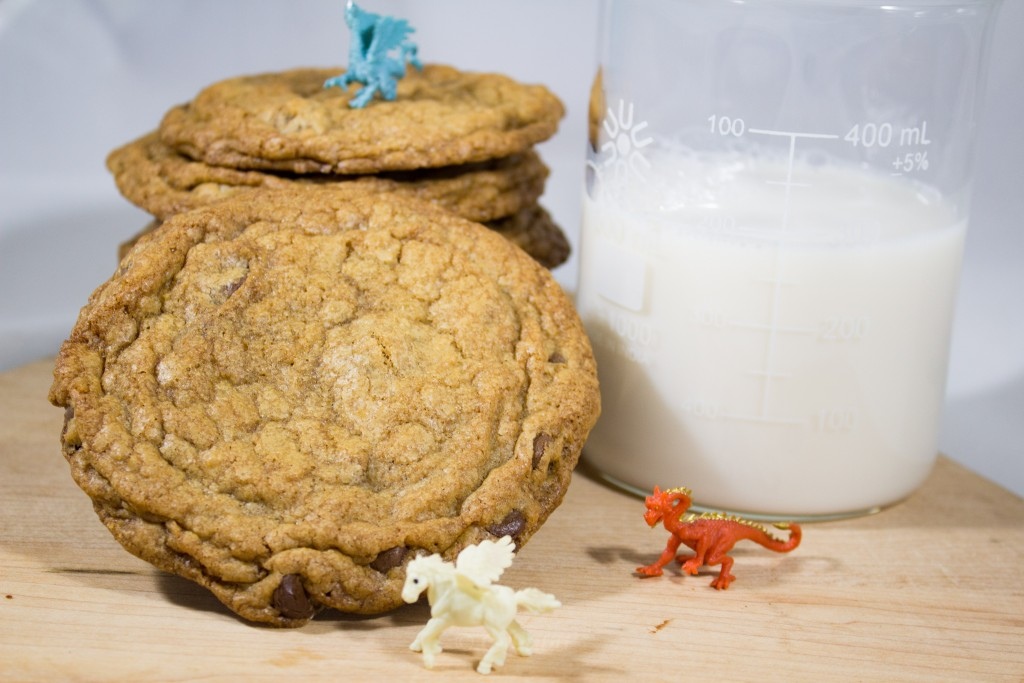 Marty Kelley's Chocolate Chip Cookies