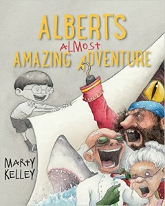 alberts adventure