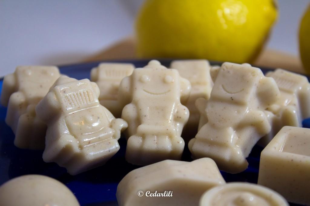 Cute roboto gummies