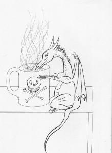 Dragon coffee-1