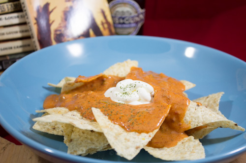 Choriqueso sauce