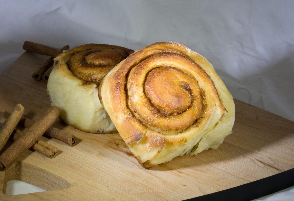 Kacey Ezell's Cinnamon Buns