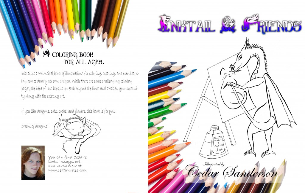 Inktail Cover