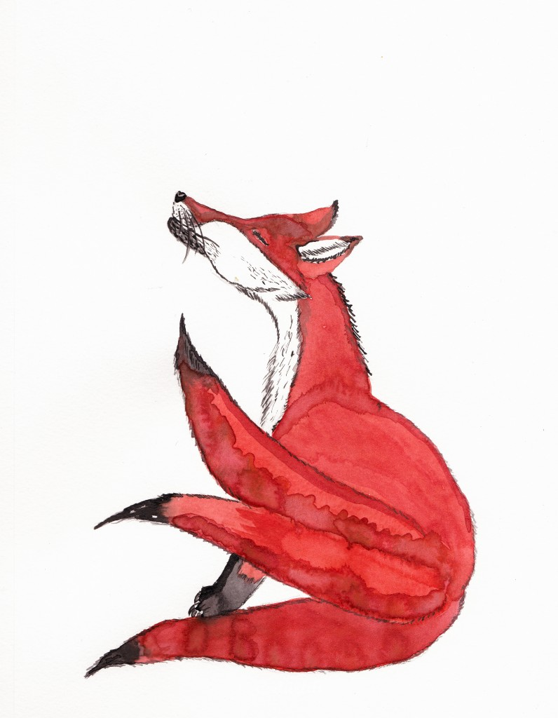 Kitsune Red Fox