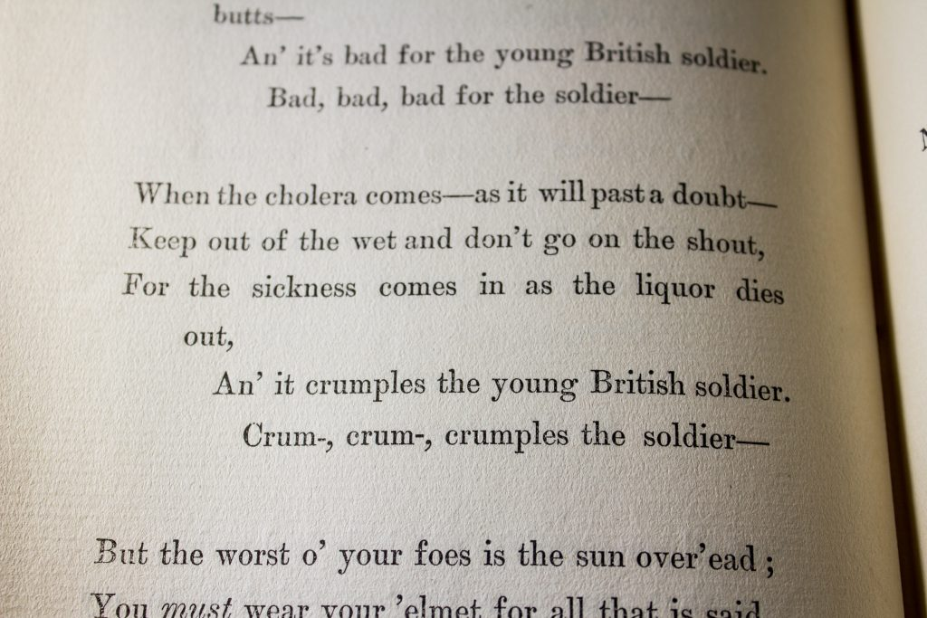 A stanza from Tommy