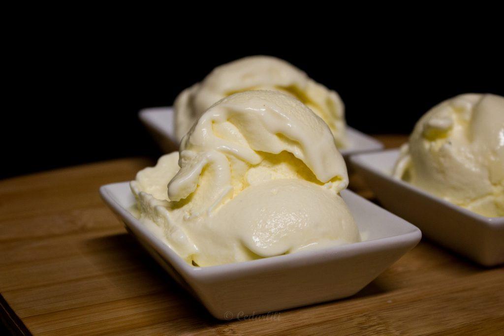 Plain Jane Vanilla Ice Cream