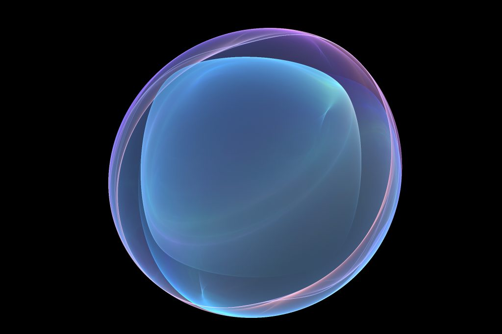 cracked bubble-1