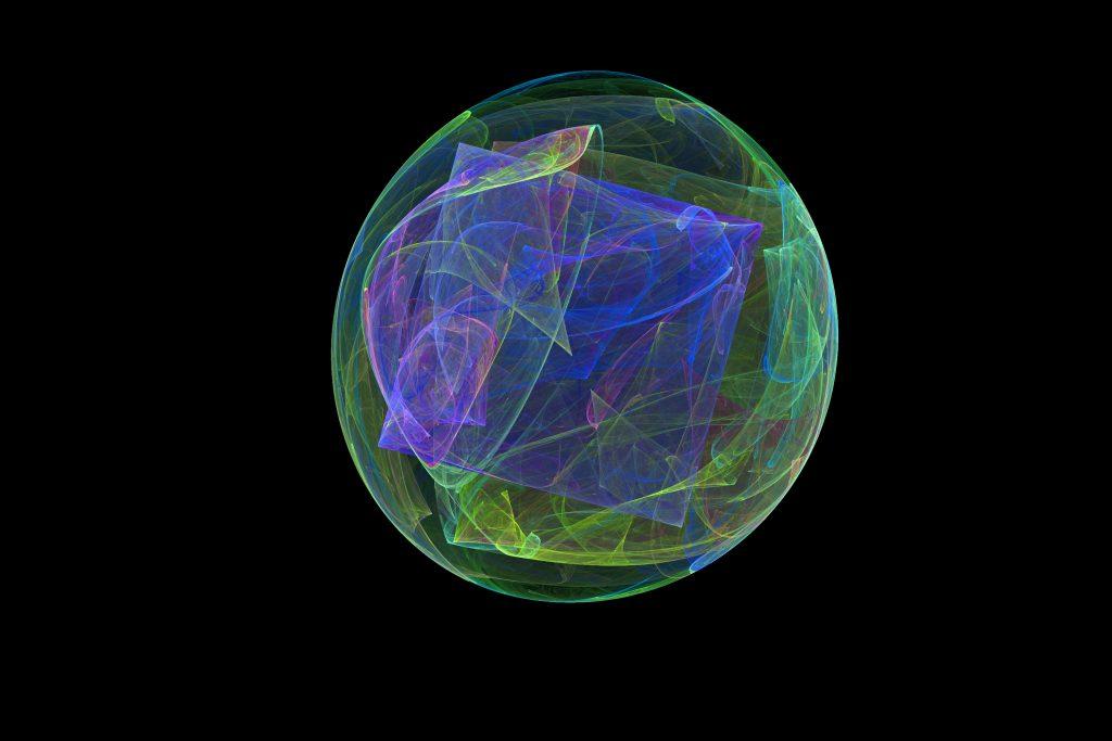 cubic bubble